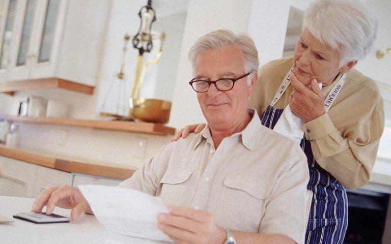 Как пенсионеру оформить заем?