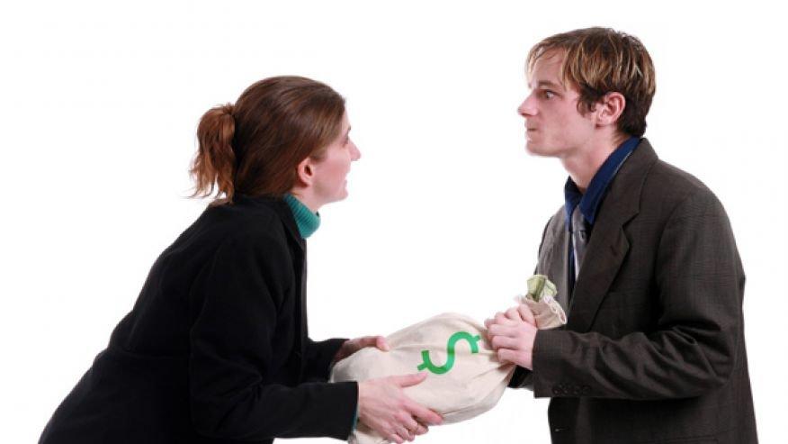 Алименты и кредит в браке при разводе как рассчитываются